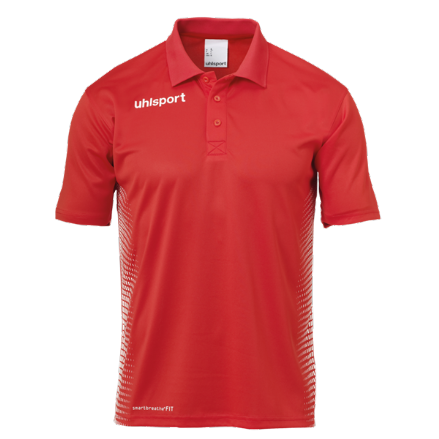 Score Polo Shirt Red / White
